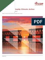 CDP India Report 2018