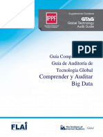 GTAG Understanding and Auditing Big Data Spanish