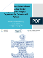 The Autism Friendly Initiative at Boston Medical Center
