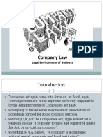 Legal Presentation