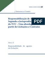 Responsabilidade de agentes em licitações - aula 2.PDF