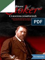 Cuentos Completos - Bram Stoker