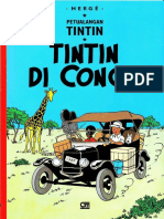 [Books Comic Tintin] 02. Tintin Di Kongo