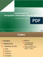 GIS GEP Presentation