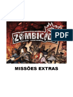 Zombicide - Season 1 - Missões Extras