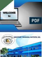 Computer System Servicing Presentation
