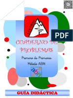 Cuaderno de Problemas de 1 - Gu a Did Ctica