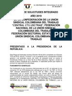 Pliego Integrado Central Ctu Usctrab 2019 (1)