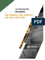 7 - Configurações adicionais - Solução Corte do 35° Item na Impressão