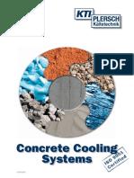 KTI Concrete Cooling System