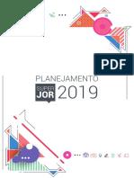 PLANEJAMENTO - SUPERJOR 1º SEMESTRE DE 2019
