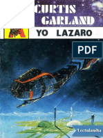 Yo Lazaro Astri - Curtis Garland