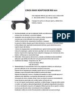 FICHA TECNICA MAXIADAPTADOR  900MM.docx