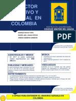 Industria Creativa en Colombia