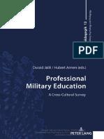 Professional Military Education] Cap Peru
