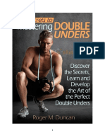 Double Unders Mastery