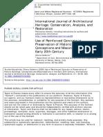Calderini2008 RC Interventions