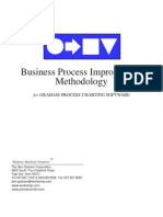 Business Process Improvement Methodology