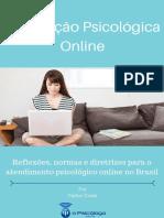 Orientação Psicológica Online - O Psicólogo Online