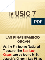 Bamboo Instruments