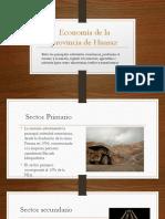 Economía de la provincia de Huaraz (3).pptx