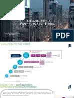 GigaBit LTE Realization