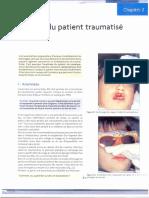 Examen Du Patient Traumatisé