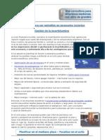 Gestion Incertidumbre en PyMEs