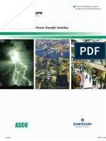 IT POWER ASCO Automatic Transfer Switch Series 200 Product Brochure