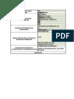 Resumen de Evaluación de Rpf
