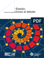 El rol del EStado en ECuador (2017-2017)