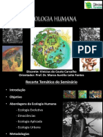 Ecologia Humana i