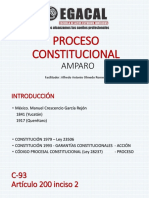 19-03-18 Aor -2- Proceso Constitucional de Amparo Alfredo 17 - 19 de Marzo 2018