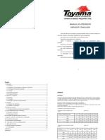 Manual Gerador Tytdwg 12000