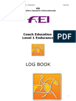 FEI LOG BOOK