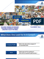 Sales Trainees Campus PDF