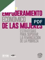 Empoderamiento economico de las mujeres