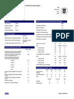 Std 509 Info Report