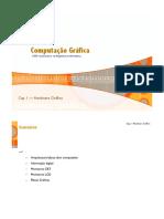 Computação Gráfica - Hardware Gráfico