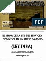 Mapa de La Ley INRA