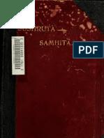 Sushruta Samhita Vol.I