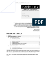 Cap07 Red Aprendizaje,Elementos,Procedimientos Secuencia