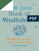Patricia Collard - Little Book of Mindfulness