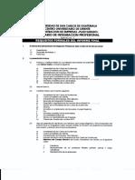 Guía - Requisitos Formales Del Informe Final