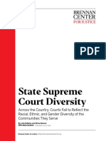 State Supreme Court Diversity