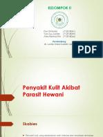 Penyakit Kulit Akibat Parasit Hewani.pptx