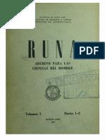 RUNA Vol 1 Partes1y2