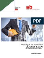 Brochure Prog-Especializado LEAN LCI AB