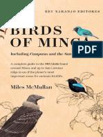 Aves de Minca Miles Mcmulan