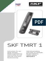 Tacómetro Óptico y Mecánico SKF